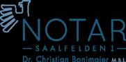 Notar Dr. Christian Bonimaier